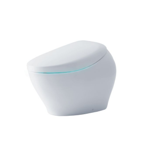 TOTO MS901CUMFX#01 NX2 Dual Flush Toilet - 1.0 GPF & 0.8 GPF