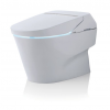 TOTO MS993CUMFX Neorest 750H Dual Flush Toilet, 1.0 & 0.8 GPF with Actilight