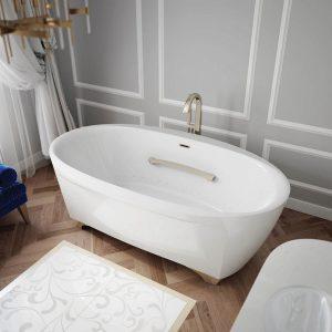 Bainultra scala 7242 freestanding bathtub