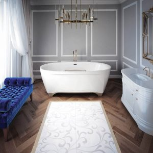 Bainultra scala 7242 freestanding bathtub