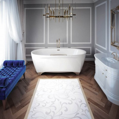 Bainultra Scala Collection scala 7242 freestanding bathtub