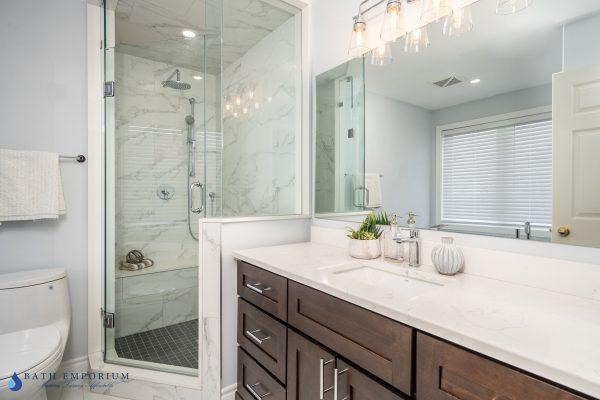 Bathroom project Toronto