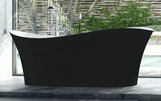 Matte Black Bathtubs