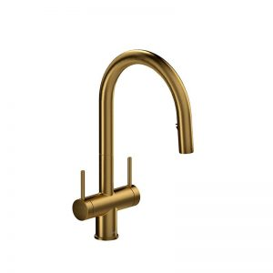 Riobel AZ801 Azure Kitchen Faucet With Spray
