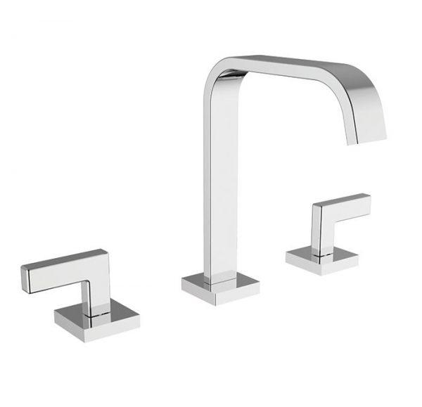 Cabano 62109D Edge Widespread Basin Faucet
