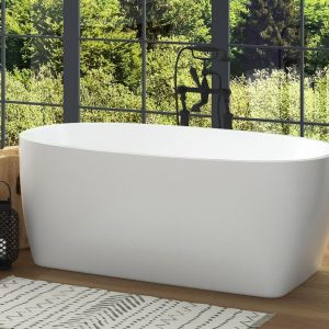 Oceania CH57 Chilko 57 Freestanding Bathtub