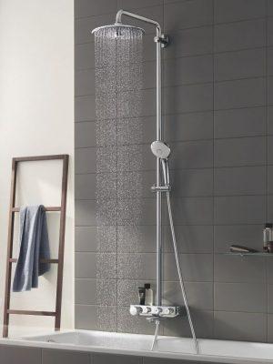 grohe SmartControl shower