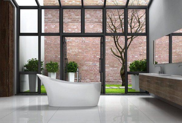 Oceania Vienna VI62 Freestanding Bathtub