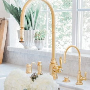 Watestone kitchen faucets