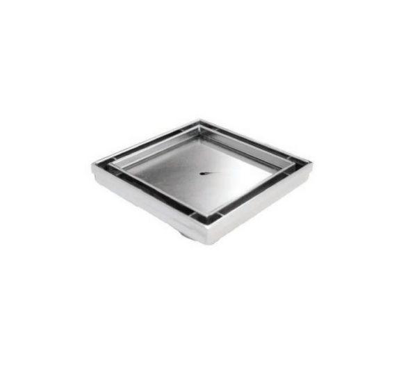 ACO Quartz 37229 ShowerPoint Drain Tile