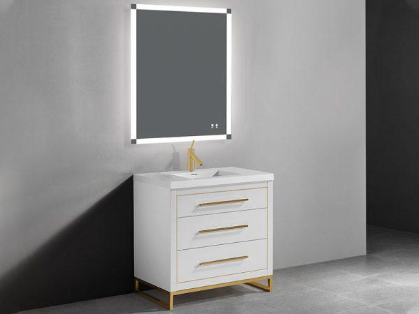 "Madeli Estate 36"" Vanity B860-36-001"