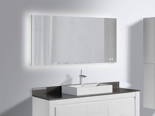 Madeli Image illuminated Slique Mirror