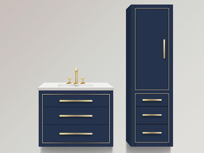 Madeli Villa 36 Inch Bathroom Vanity