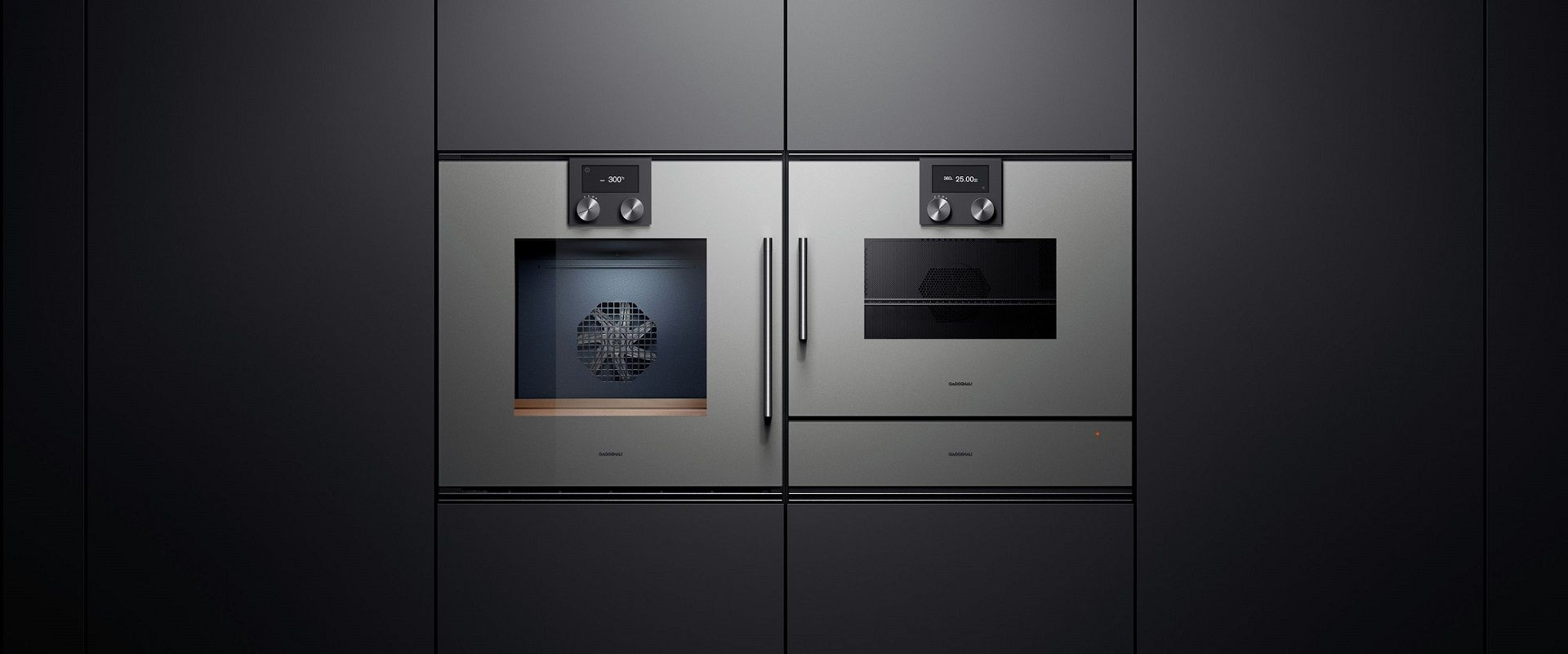 Gaggenau Steam Wall Ovens