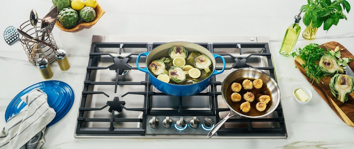 Thermador gas cooktops SGSXP365TS 36 inch