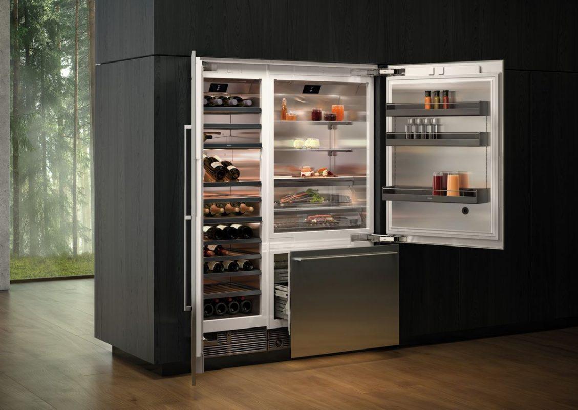 Gaggenau Canada vario 400 series refrigerator