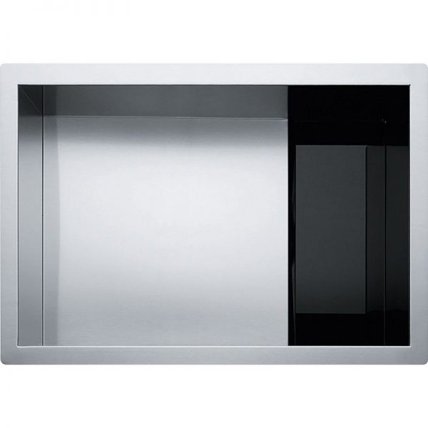 Franke CLV110-24-CA Crystal Stainless Steel Sink