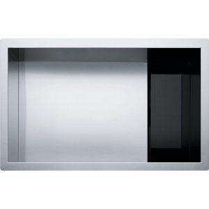 Franke CLV110-28-CA Crystal Stainless Steel Sink