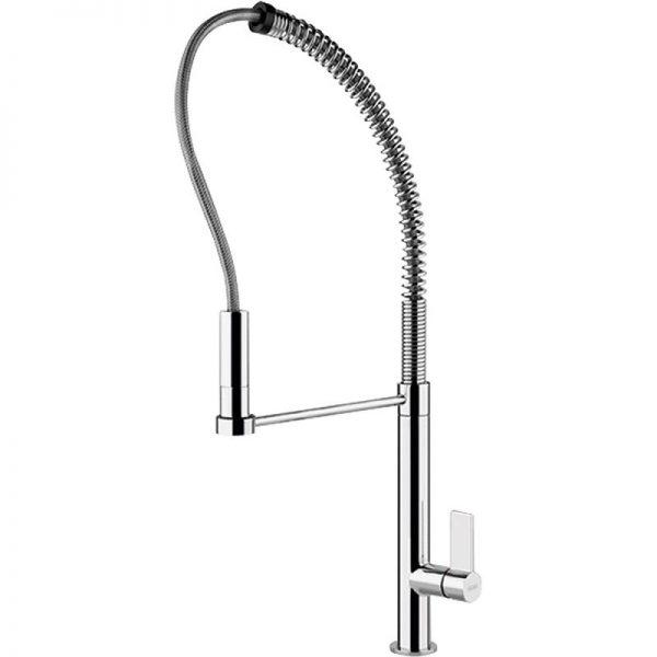 Franke FFPD2000 MasterChef Single Hole Kitchen Faucet chrome