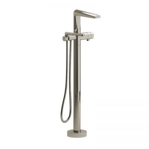 Riobel Parabola PB39PN Floor-Mount Tub Filler