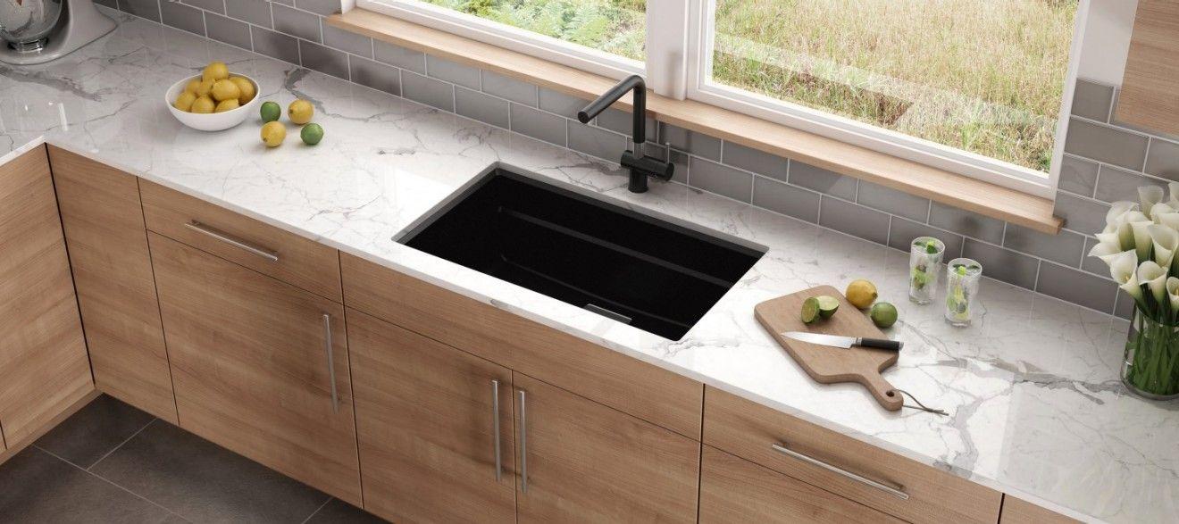 Franke Canada Granite Sink