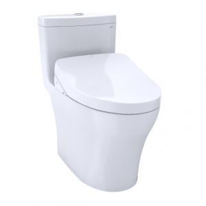TOTO MW6463056CEMFGA Aquia IV - WASHLET+ S550e One-Piece Toilet