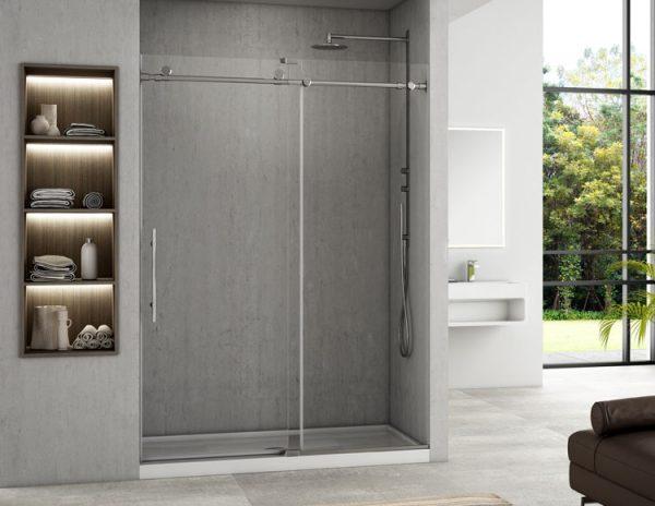 Fleurco K2A57-11-40 SELECT K2 Inline Shower Door