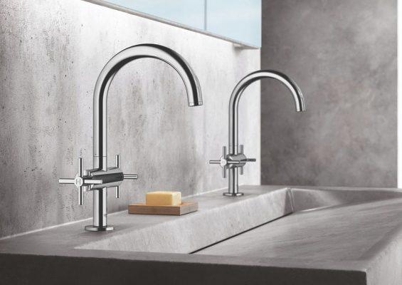 Grohe Canada Bathroom Faucets Atrio Collection