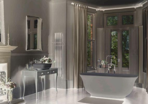Matte White Freestanding Bathtubs