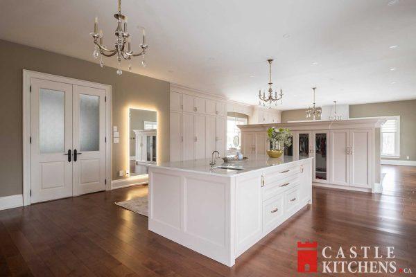 Smart Kitchen cabinet