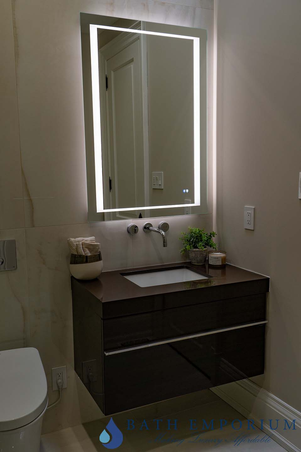 smart bathroom sink2