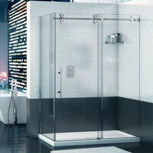 Fleurco KTAPR5736 Select Kinetik KTPR Shower Door
