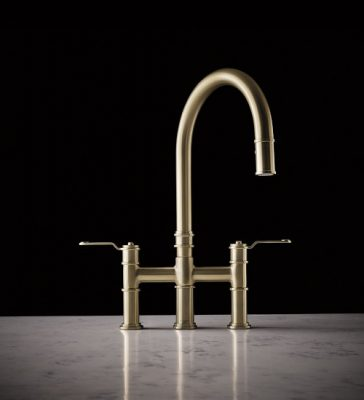 Perrin & Rowe Armstrong Kitchen Faucet