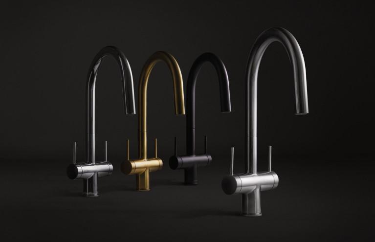 Riobel Azure faucets