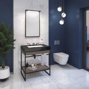 Vanico Canada Fuzion Powder Room Vanity