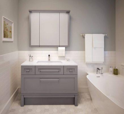 Vanico Neolito Bathroom Vanity In Transitional Style