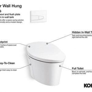 Kohler K-5402-0 Toilet overview