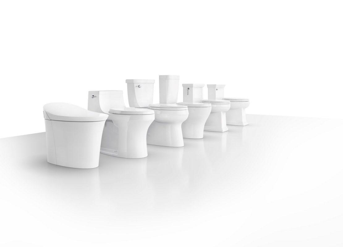 Kohler Canada Toilets
