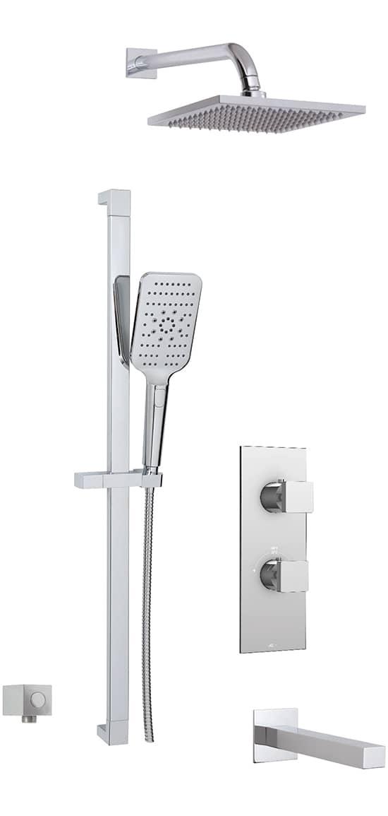 Aquabrass SFU08 Shower Kit