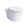 TOTO CT426CFG#01 AP Wall-Hung Toilet