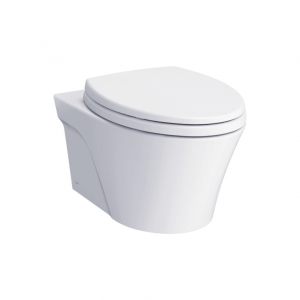 TOTO CT426CFG#01 AP Wall-Hung Toilet