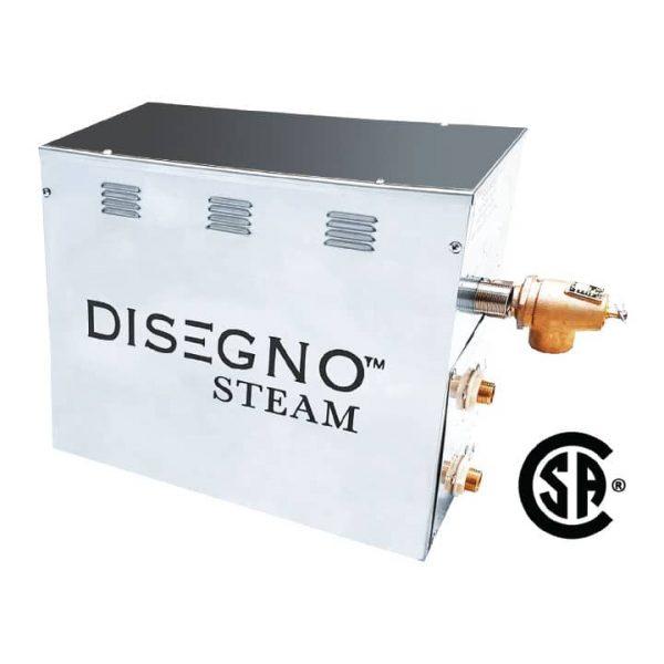 Disegno DN-375 Steam Generator