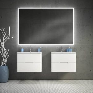 Fleurco Luna Halo LED Mirror ML6036H