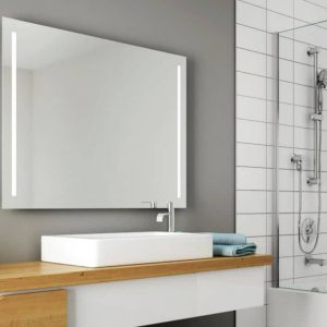 Fleurco Sunrize Lighted Mirror