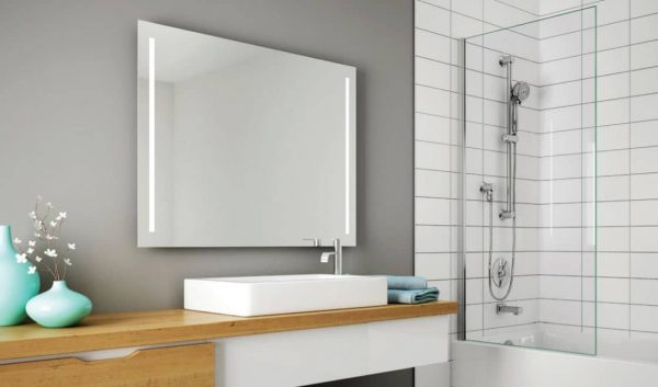 Fleurco Sunrize Lighted Mirror