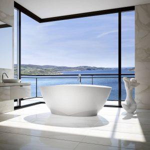 Bainultra Celestia 6635 Freestanding Bathtub