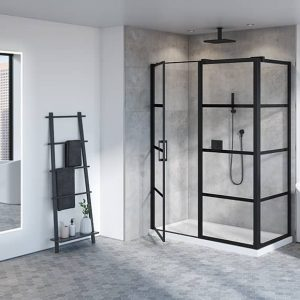 Fleurco Pivot Latitude Shower Door