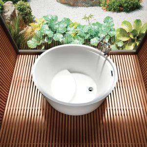 Bainultra Beone 4639 Freestanding Bathtub