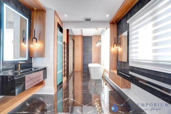 bathroom reno Markham