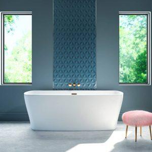 Bainultra Libra 6632 Freestanding Bathtub